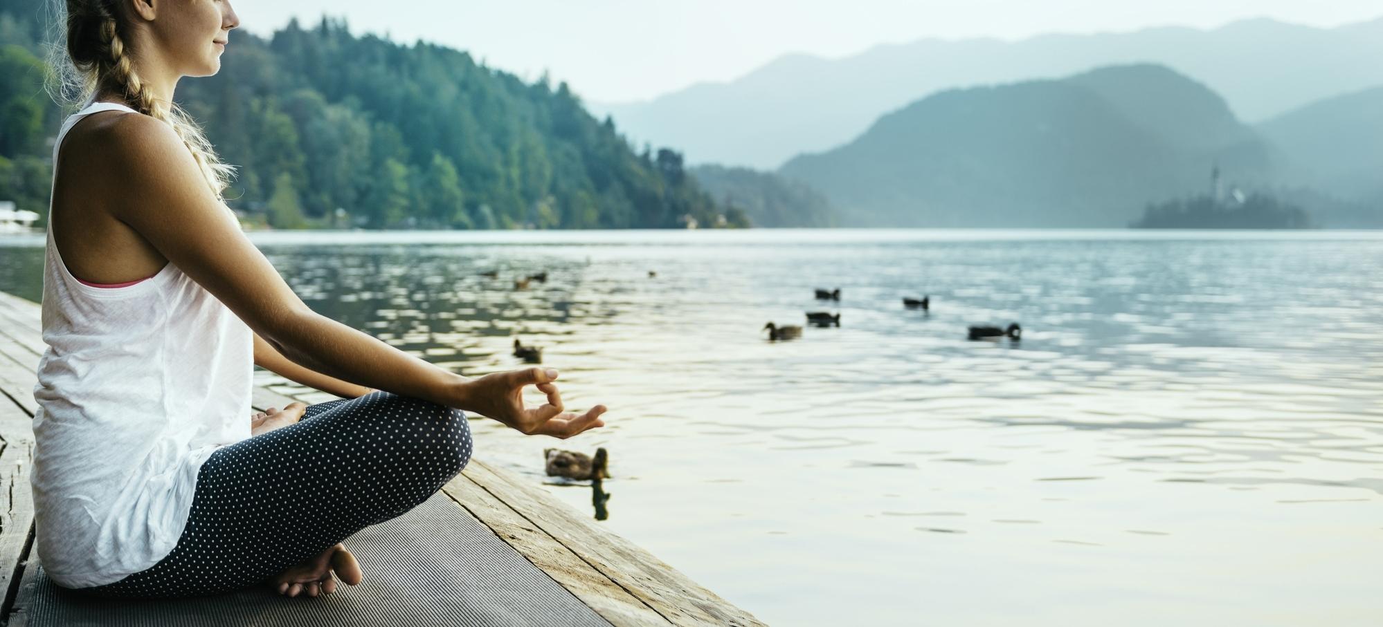 Balancing Nature Meditation