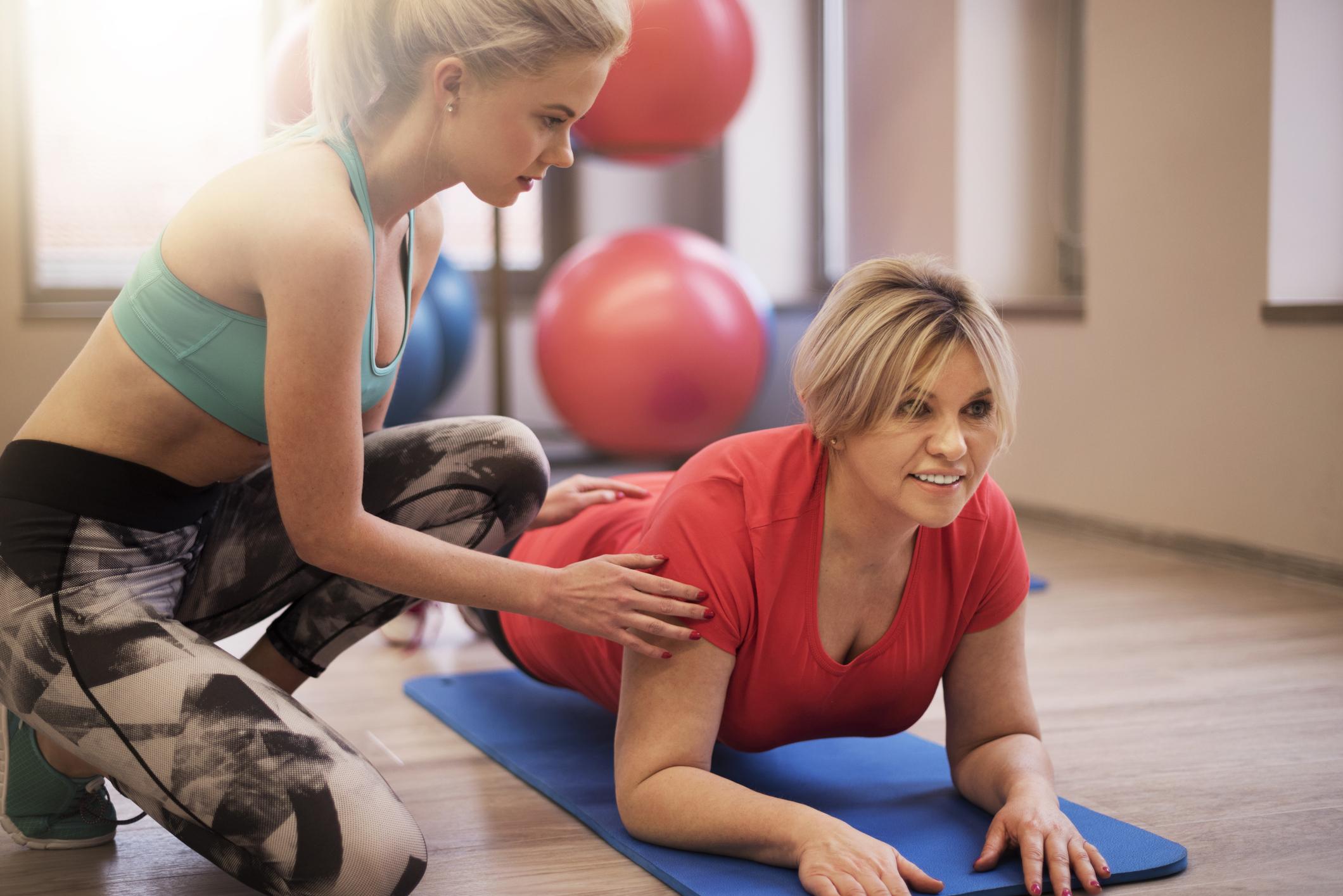 Expert Pilates Instructor