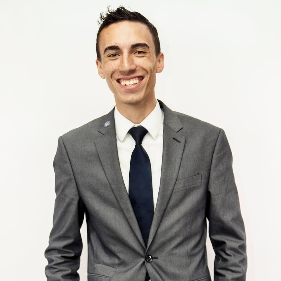 Joe Basrawi ,  Ambassador     Cup of Joe   Podcast Host and Conservative Activist.