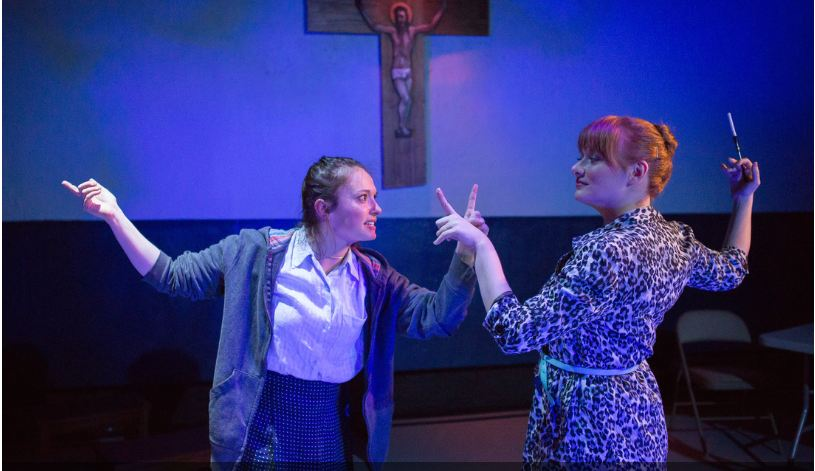 Whatchamacallit: A Play About Jesus  Photo by Hunter Canning
