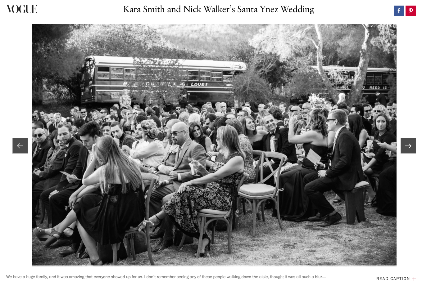 Jump On The School Bus Featured in Vogue | Photo Cred: Pat Martin and M. Corey Witted
