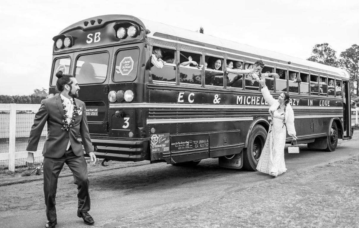 Jump On The School Bus