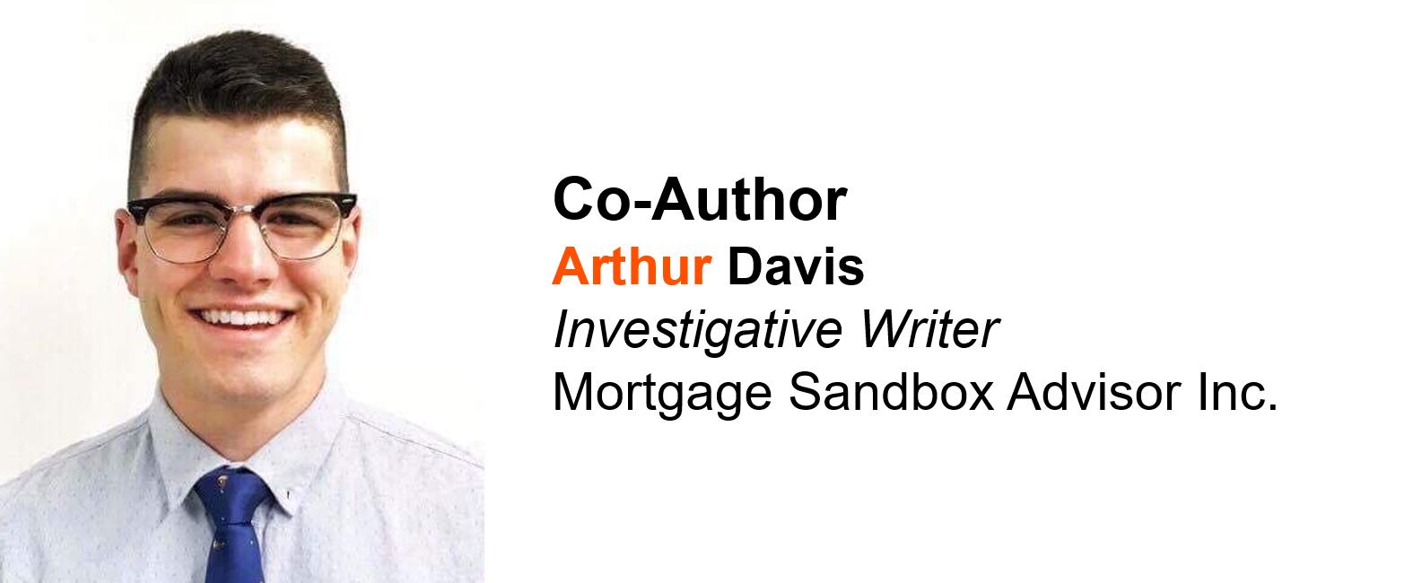 Arthur Davis Author