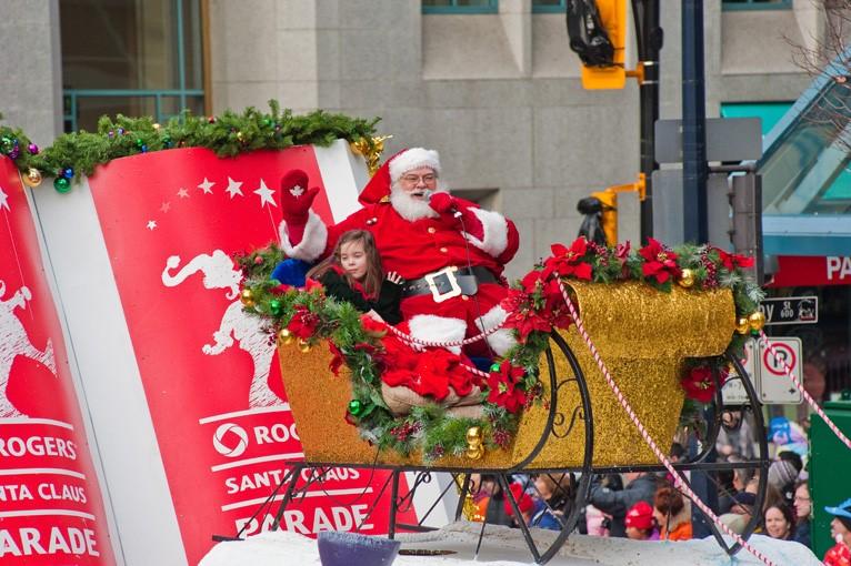Santa Claus Parade