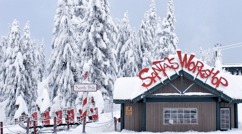North Pole – Grouse Mountain