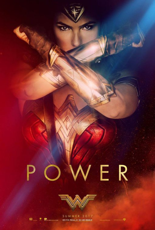 """Jo collaborated with German composer Christian Vorlaender on the music for the new official trailer for Warner Bros. """"Wonder Woman""""."""