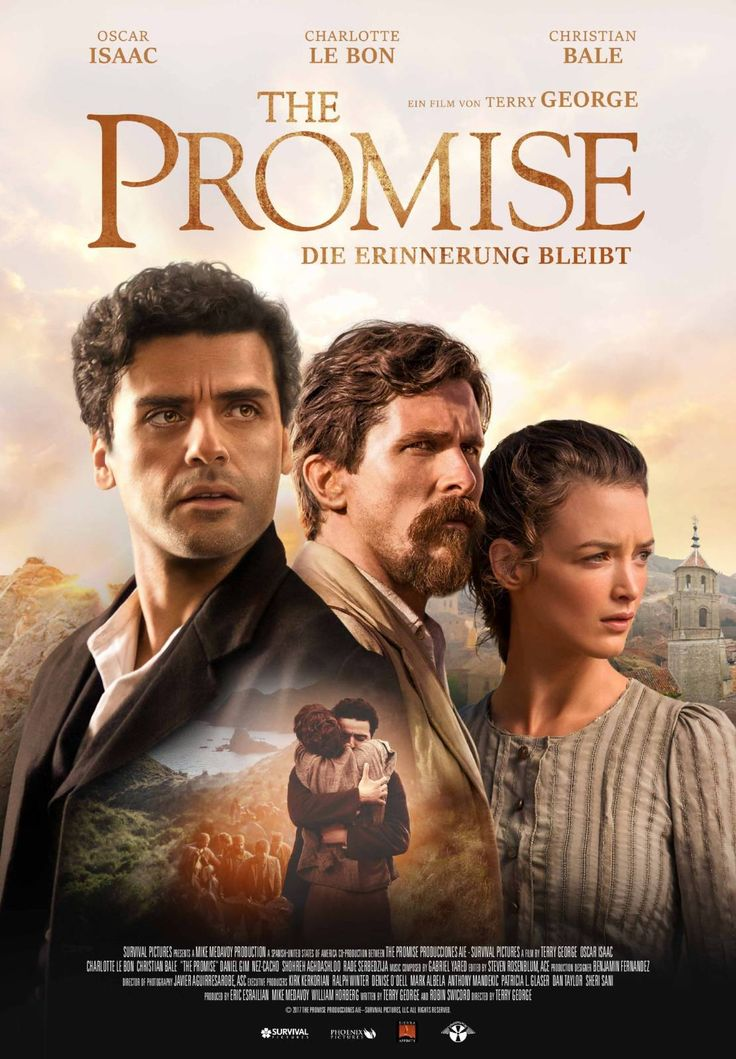 "Check out Jo's piece "" Renascence "" from his album "" Kaleidoscope "" in this beautiful trailer for ""The Promise"", starring Christian Bale and Oscar Isaac."