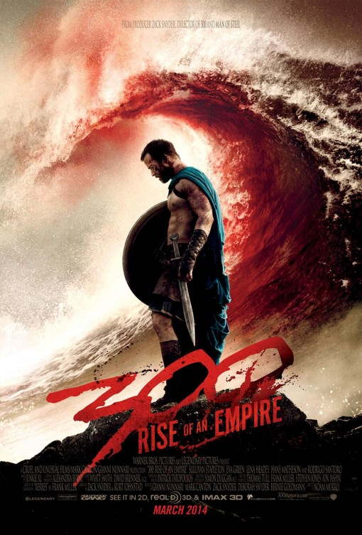 """Jo's orchestral piece """" Imperatrix Mundi """" from his album """" Vendetta """", published by Position Music is featured in Warner Brothers' """"300 – Rise of an Empire"""" Theatrical Trailer 1 & 3, and Behind The Scenes Featurette:"""