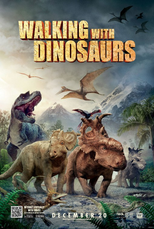 """Jo's orchestral piece """" Garador's Flight """" from his latest album """" Elysium """", published by Position Music is featured in BBC's' """"Walking With Dinosaurs"""" marketing campaign:"""