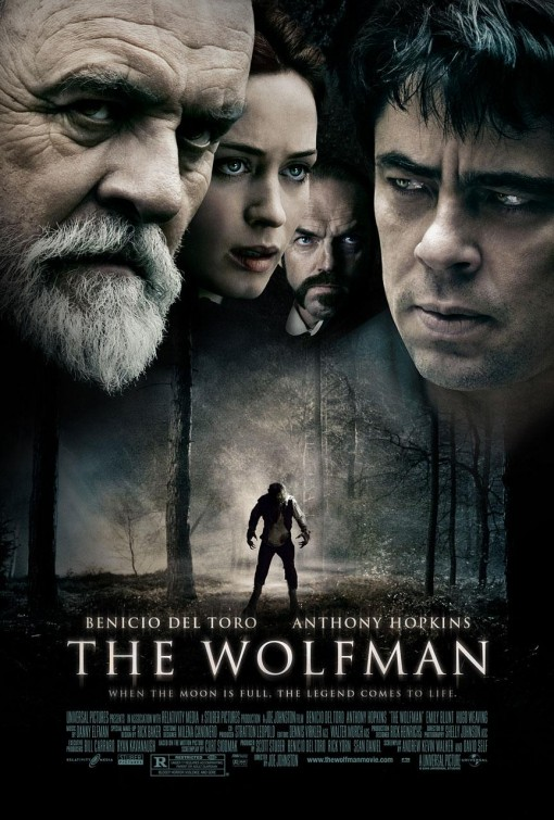 "My orchestral piece ""Mythos"", published by Immediate Music is featured in Universal Pictures' ""The Wolfman"" marketing campaign:"