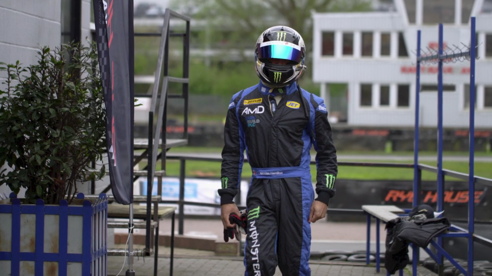 """Tied To The Pedals"" Nicolas Hamilton Documentary"