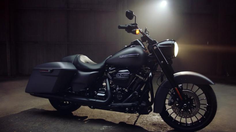 "Harley Davidson ""Road King"""