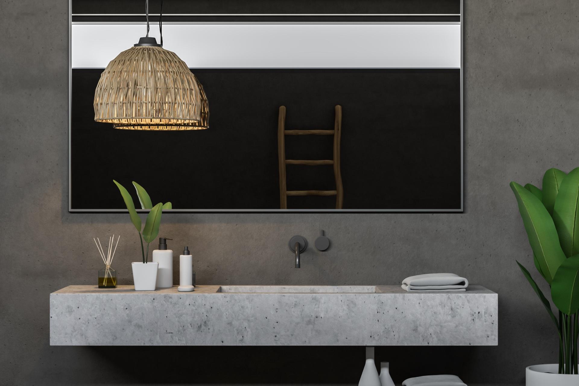 Concrete sink Vanity Sink unit residential.jpg