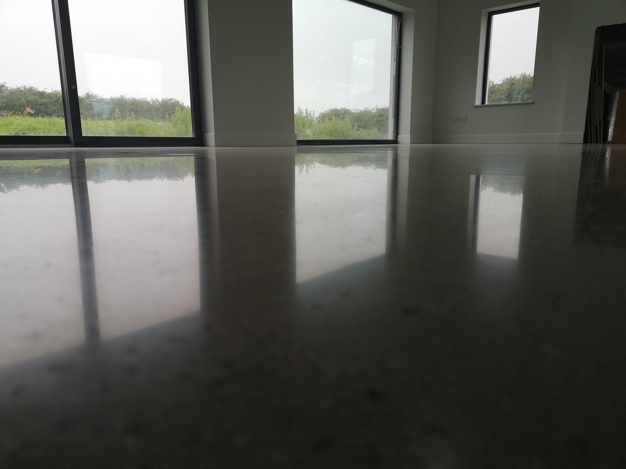 Concrete Flooring Balcrete