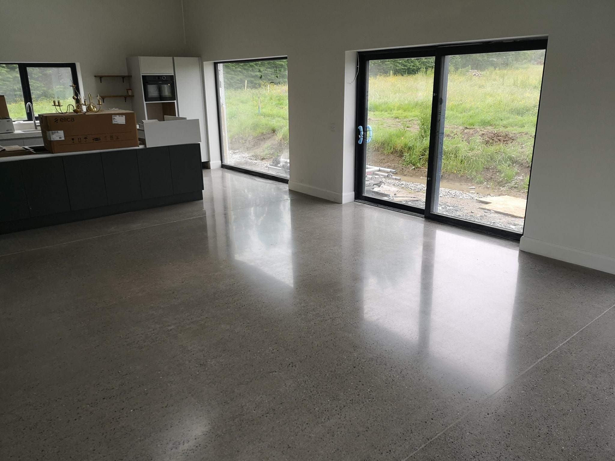 Concrete floor Kilcock Ireland
