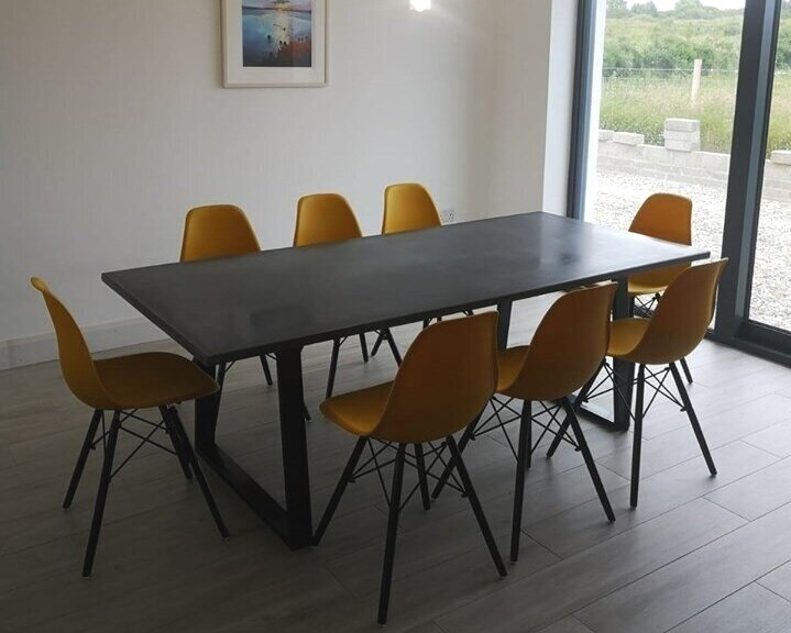 Dining Table - Polished Concrete Furniture