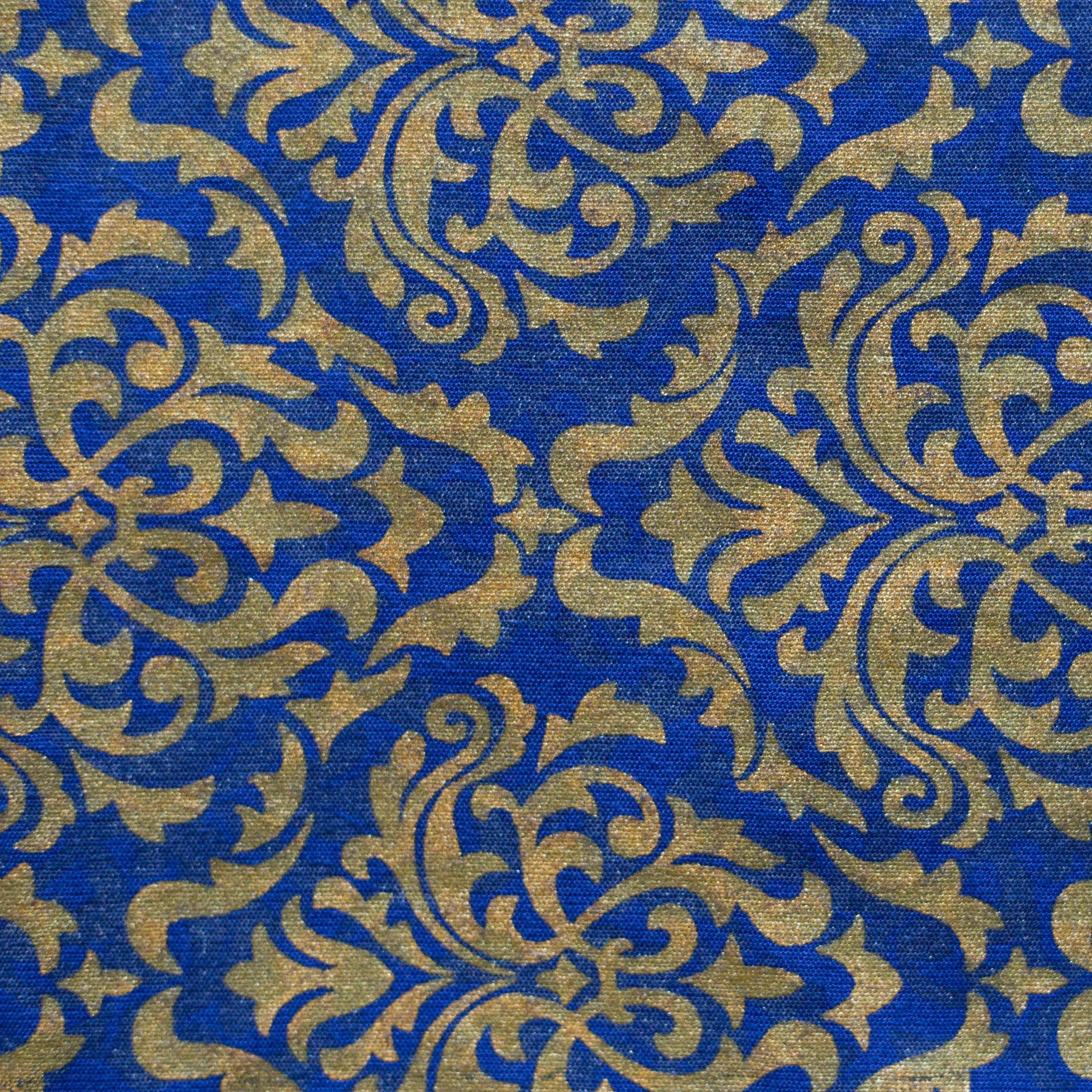 CHITRI GOLD DRESS -