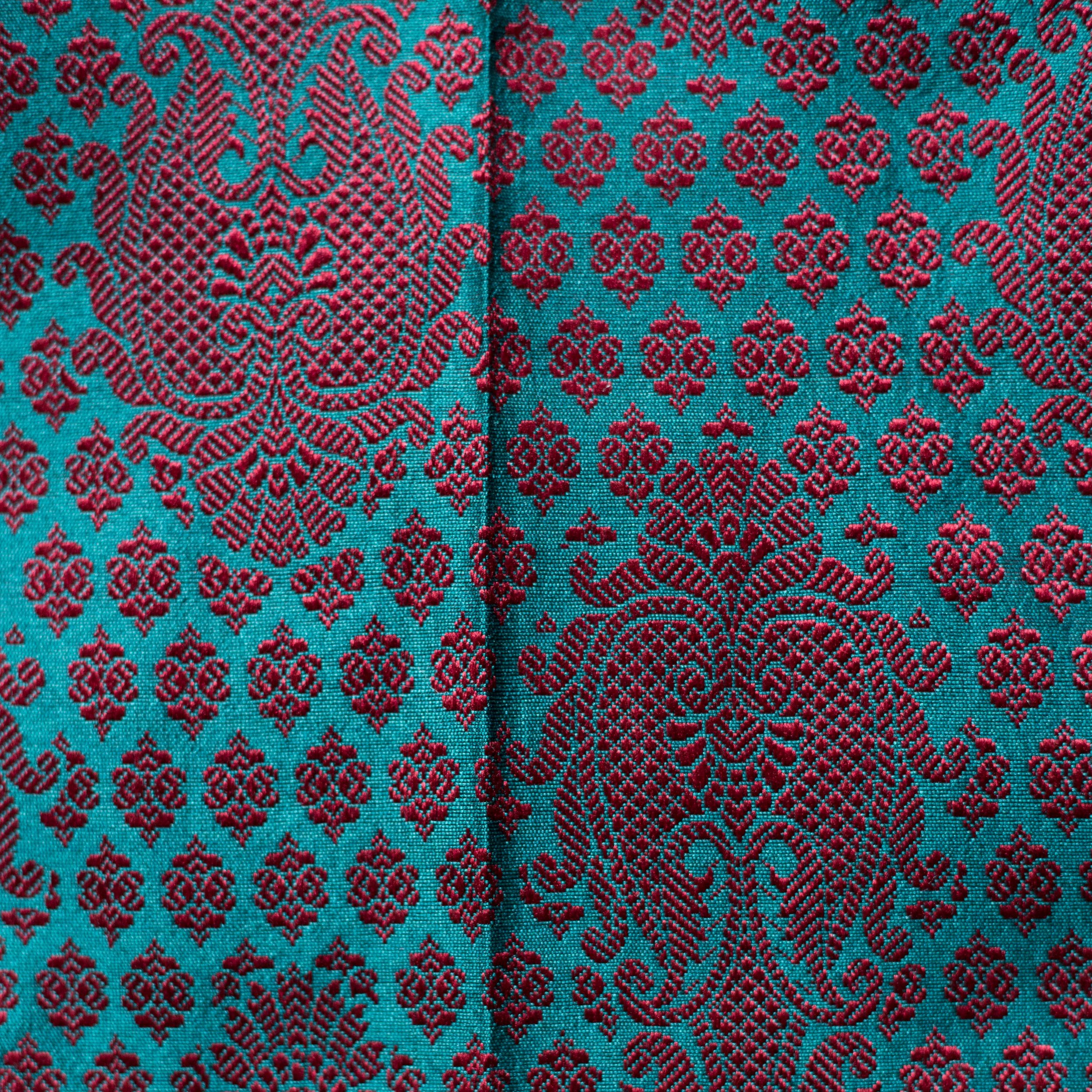 ALSAR_TURQUOISE_SILK_SHIRT_CHARZA