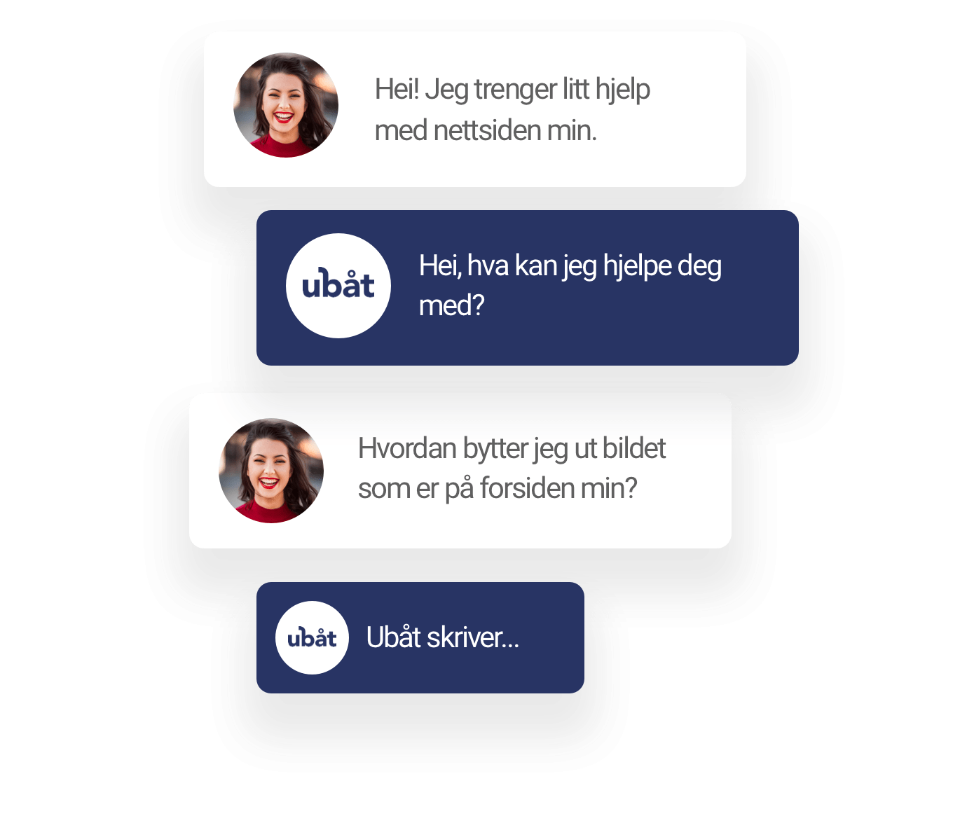 nettside-support