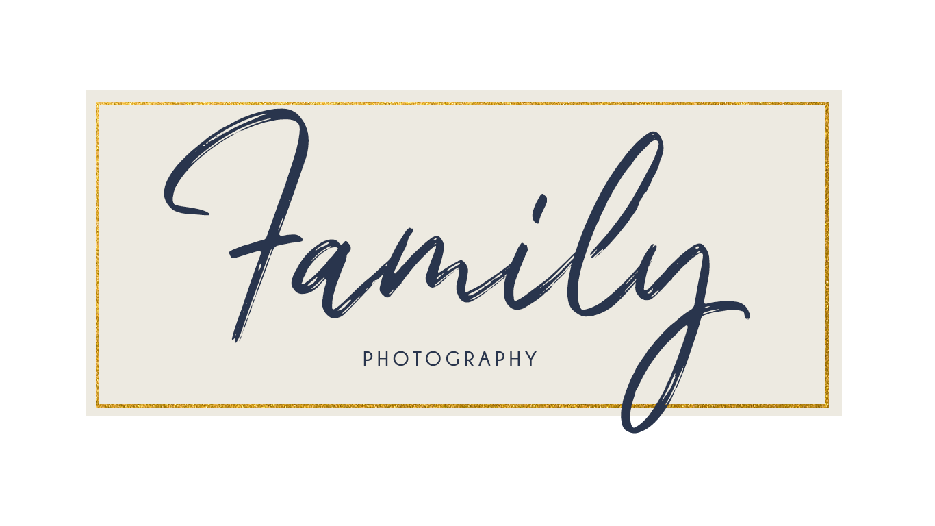 Family Photography - In your family session, I will capture you and your family so years down the road you can remember those feelings of love every time you glance at your photos.