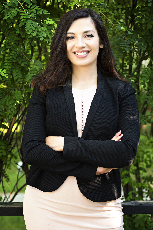 Kathleen Business Portrait 2