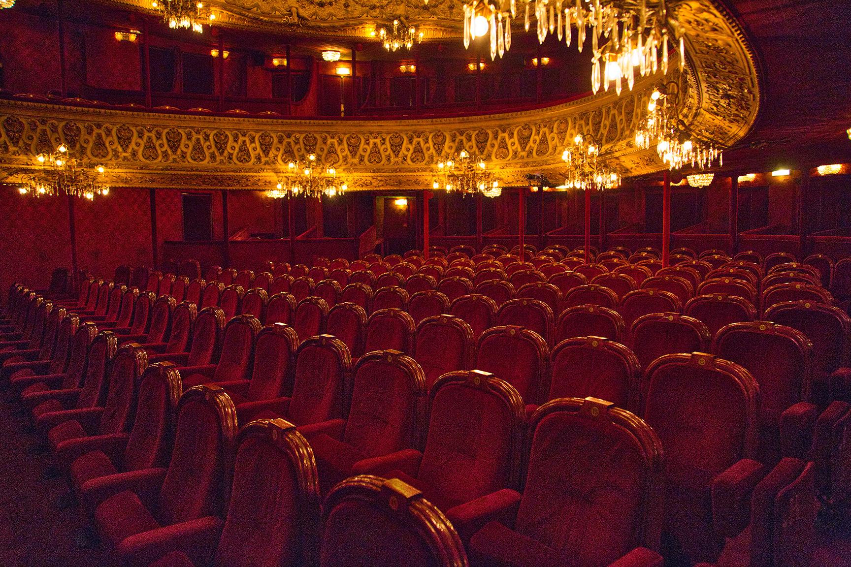 Overture, Curtains, Lights!