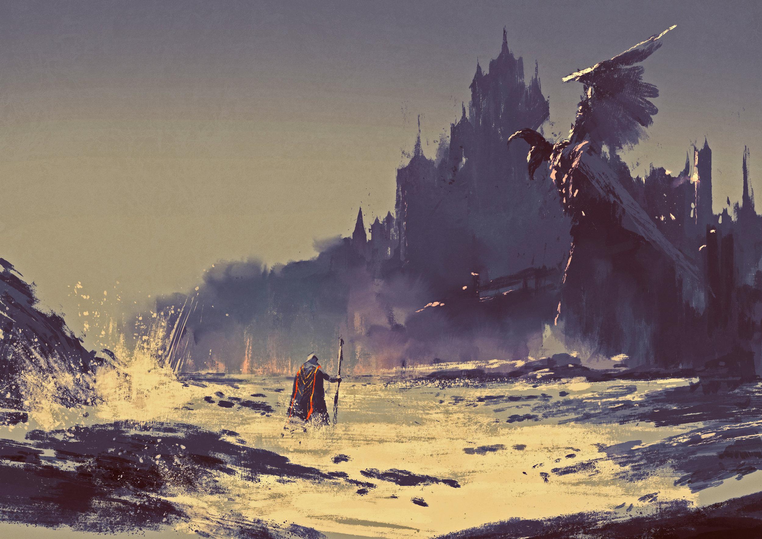 navarr fantasy world dark