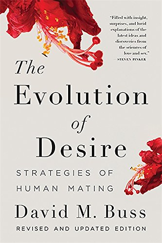 The Evolution Of Desire - David M. Buss