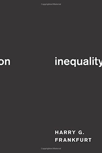 On Inequality - Harry G. Frankfurt