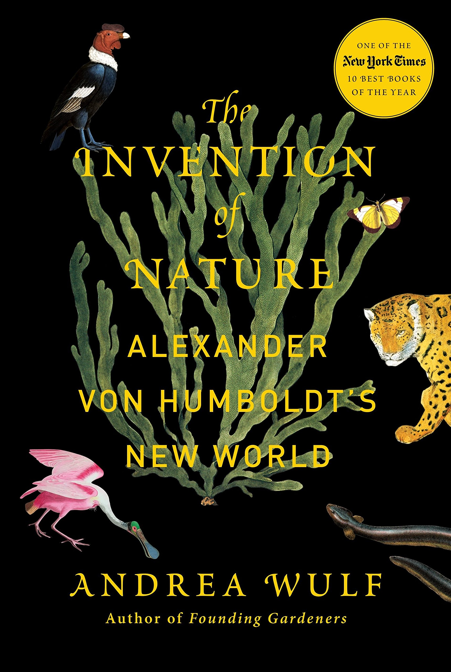 The Invention Of Nature - Andrea Wulf