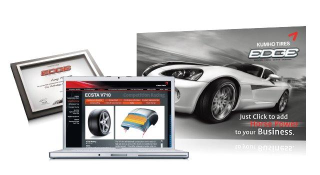 Kumho® Dealer Vault and Online Training