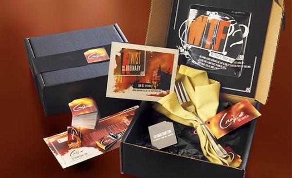 Crave Restaurant VIP Preview Event Management