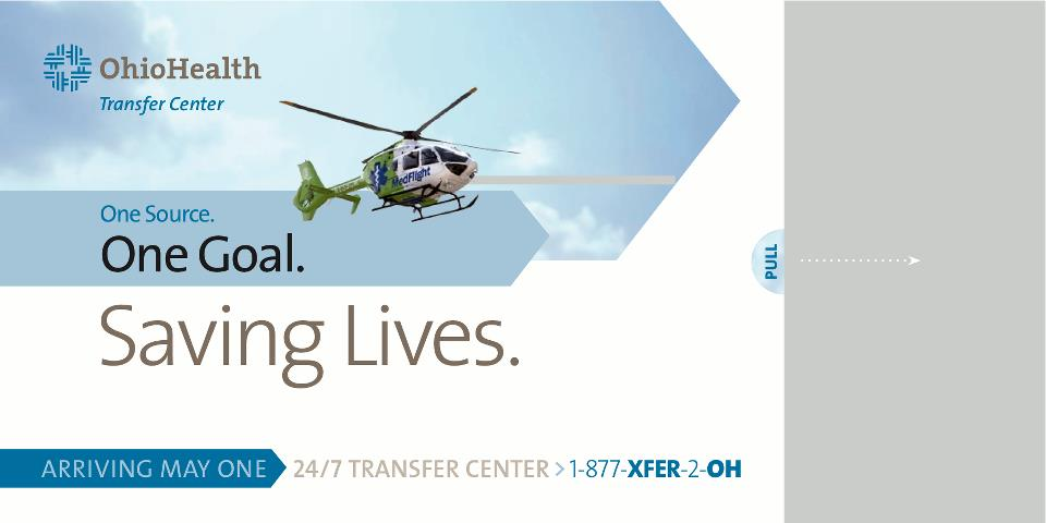 OhioHealth Transfer Center Brochure
