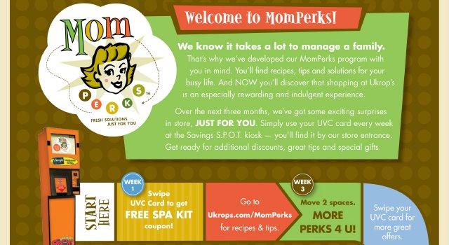 Procter & Gamble for Ukrop's Customer Loyalty Program