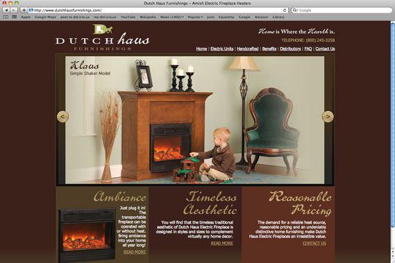 DutchHaus Website Content