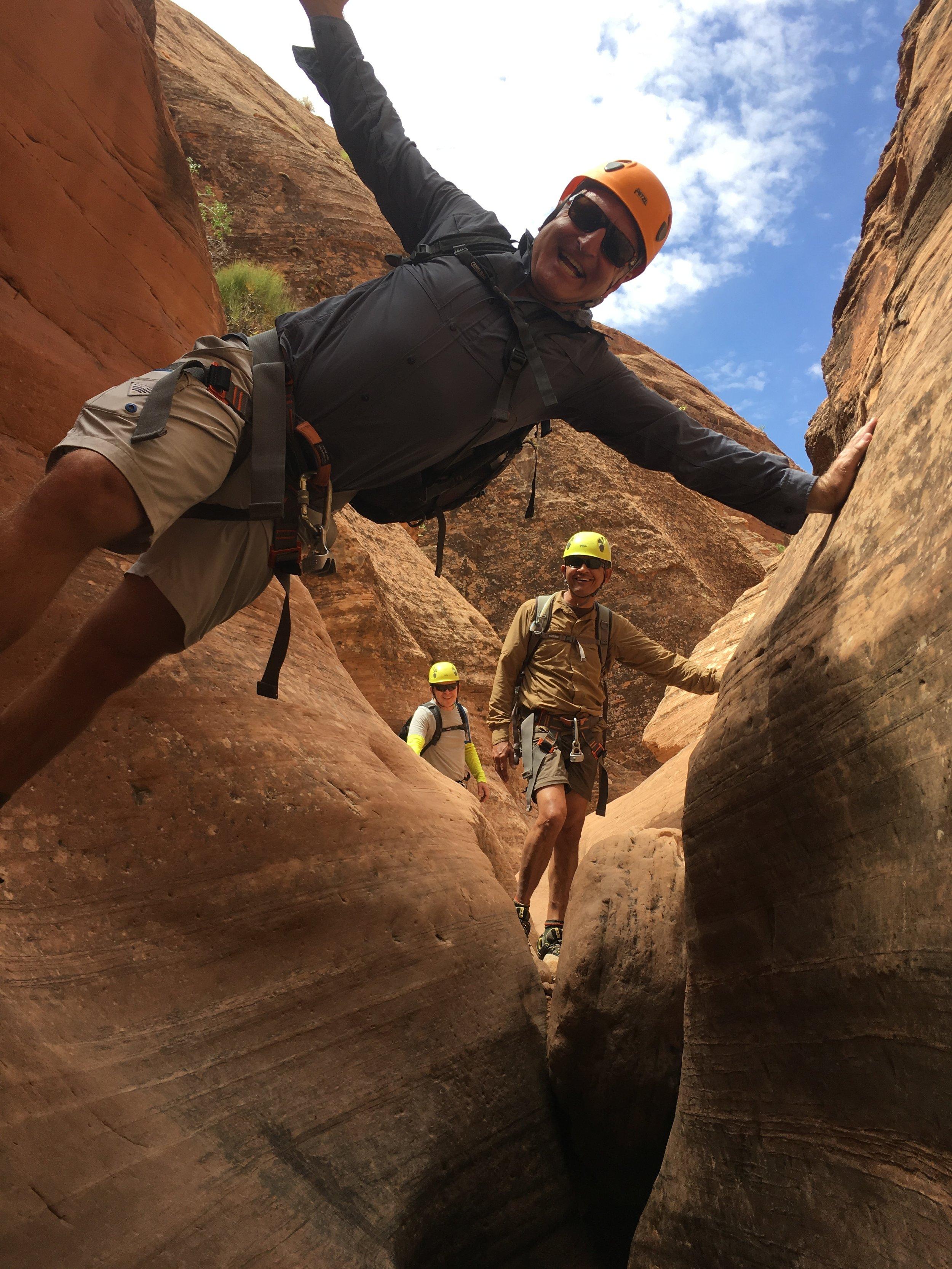 Windgate_Adventures_Moab_Utah_Canyoneering