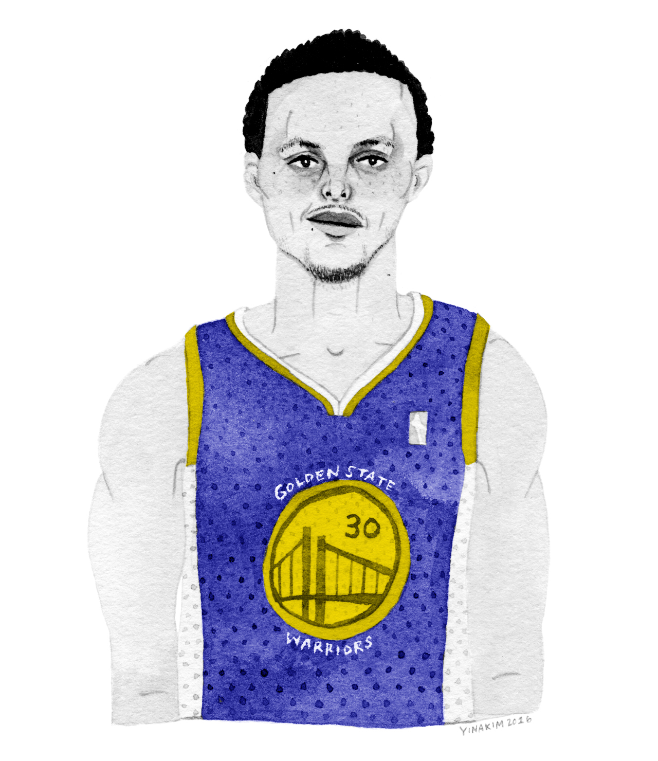 30. Stephen Curry