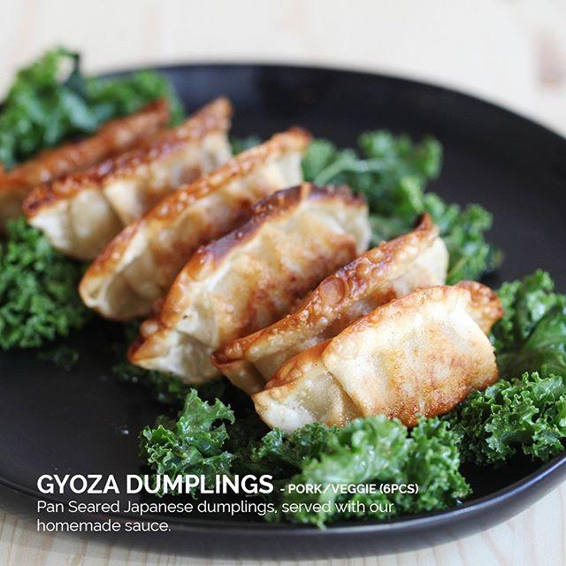 Gyoza Dumplings packed with taste and love. . . . . #makanabbq #gyoza #dumplings #foodporn #taste #newyork #eatwell #tastemade