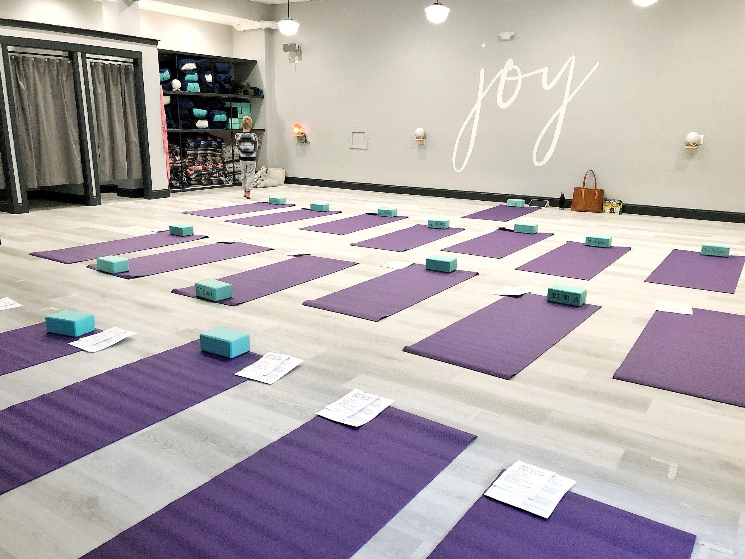 Welcome to Your Yoga Spot -