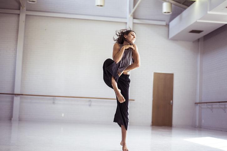 Rehearsal Images: Pippa Samaya