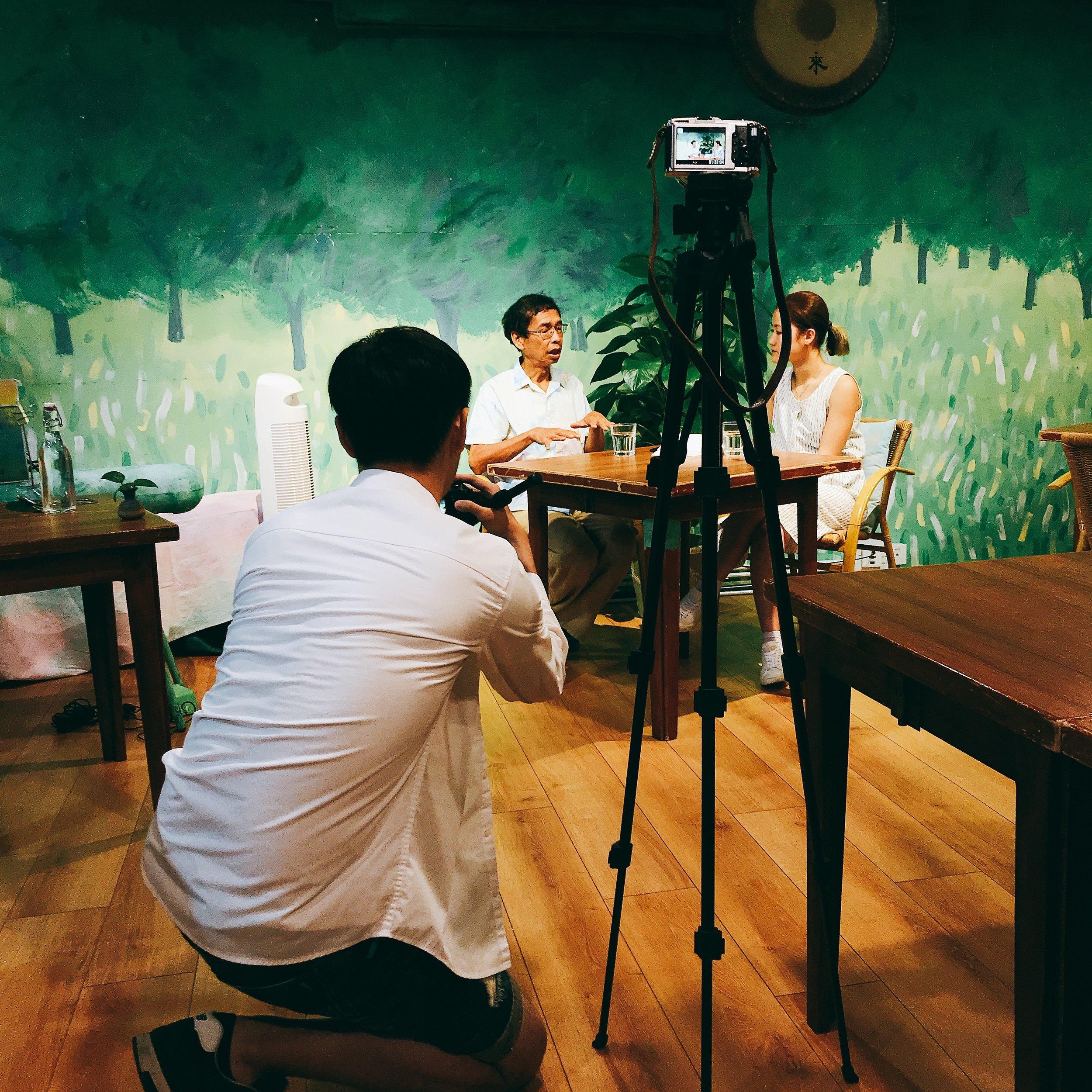 2017年9月的食生訪問 - 於2017年的9月,Sense Studio團隊非常感恩能夠訪問香港的「食生」推廣元祖-綠野林,從周兆祥博士和Janet身上認識了很多和食生有關的基本知識,在此亦希望和大家分享食生101。