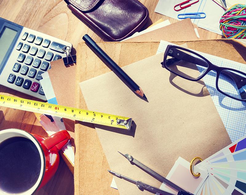 也許你偶爾也會想將自己凌亂的工作檯收拾好? -