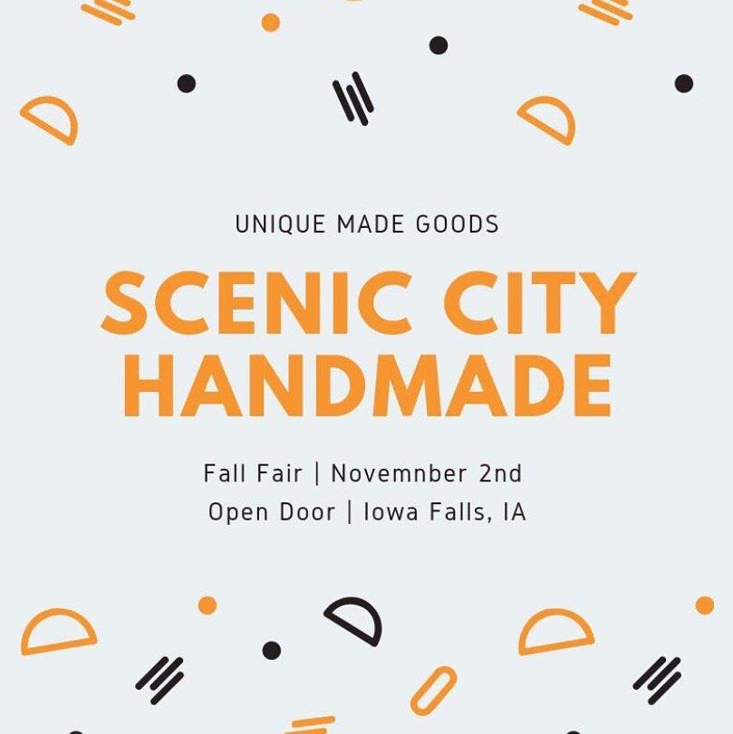Scenic City Handmade Fair
