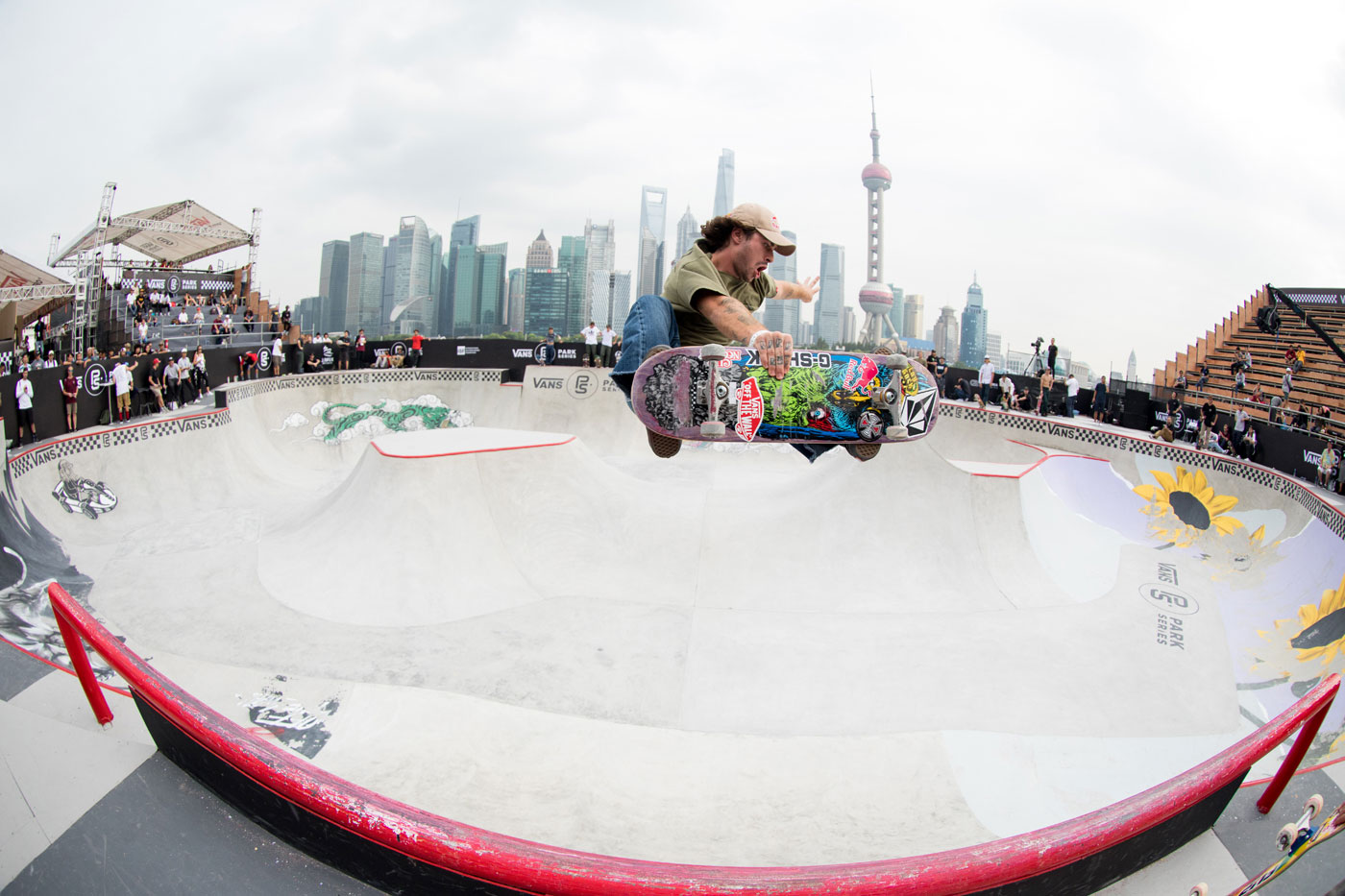 VANS PARK SERIES ANNOUNCES 2018 PRO TOUR INVITEES - Click here to see full details.