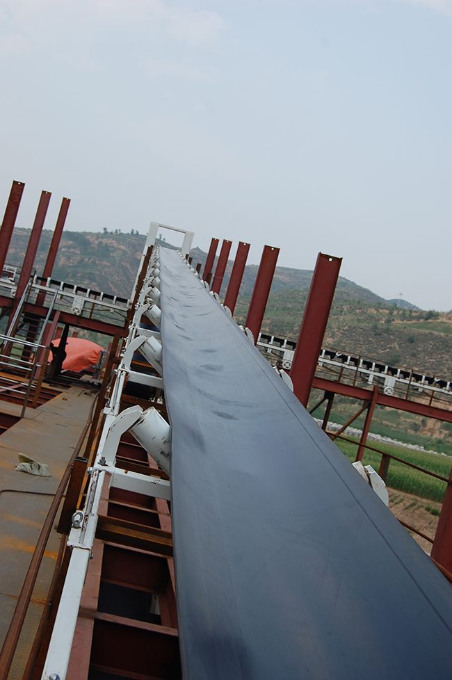 Tunnel Conveyor with HHE in Shangxi, China Top View-R.jpg