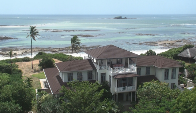 Magnificent 5 Bedroom Beachfront villa in 2 acres of gardens for sale. - Price on ApplicationRef: BHH01More Info