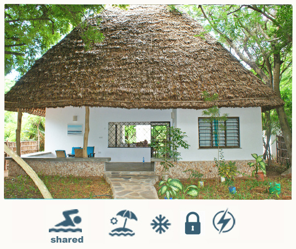 TRINKET COTTAGE - 2 BEDROOM (Max 4 guests inc children)PRICE PER NIGHTKsh 12,000/- per nightNO PETS ALLOWED - dogs and cats on plot
