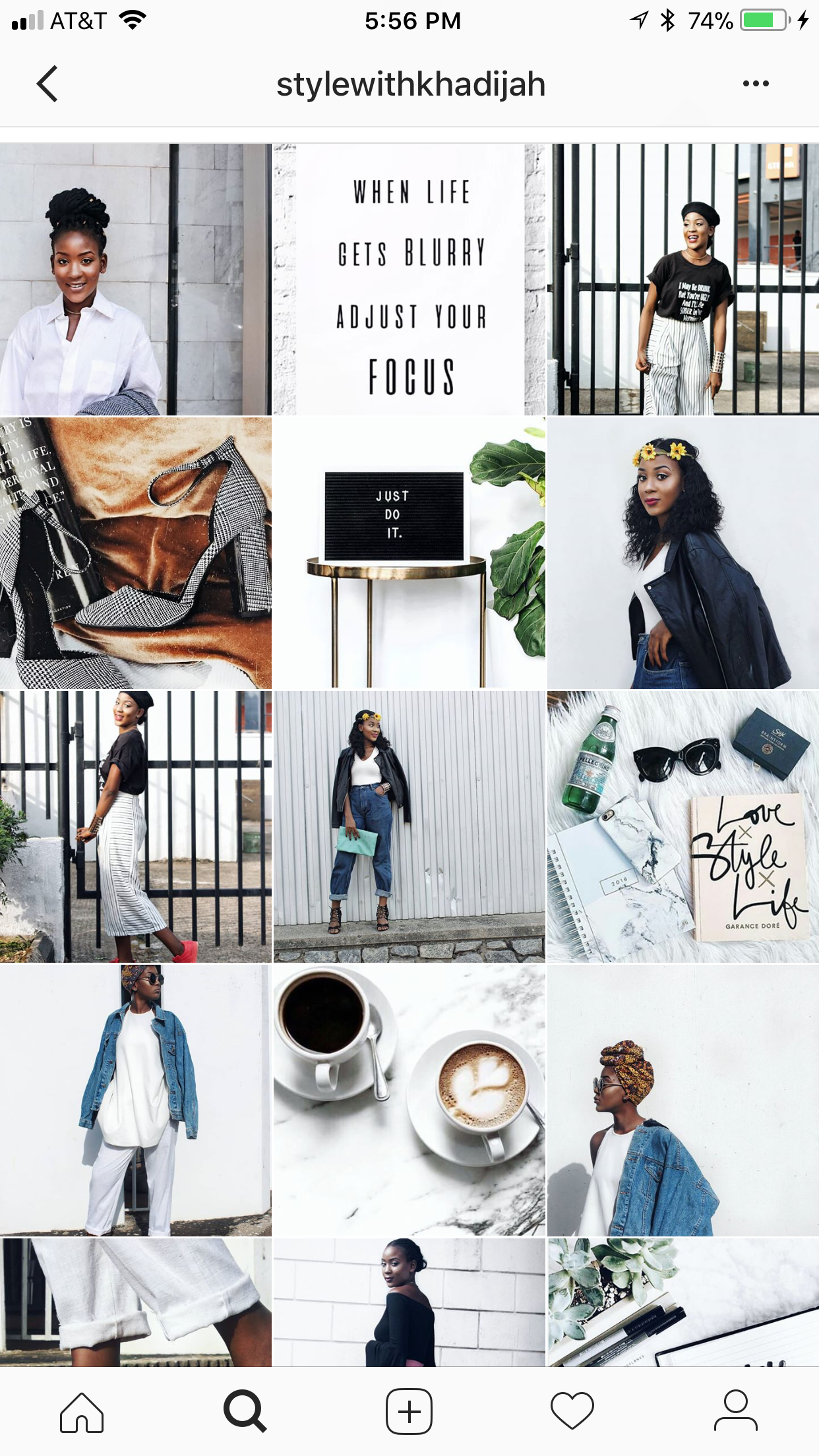 Khadijah Faleimu - Khadijah is a fashion, lifestyle, and christian blogger. I love her content a lot, I always spend my weekends reading and catching up on her fun and inspiring blog posts. Her blog is called
