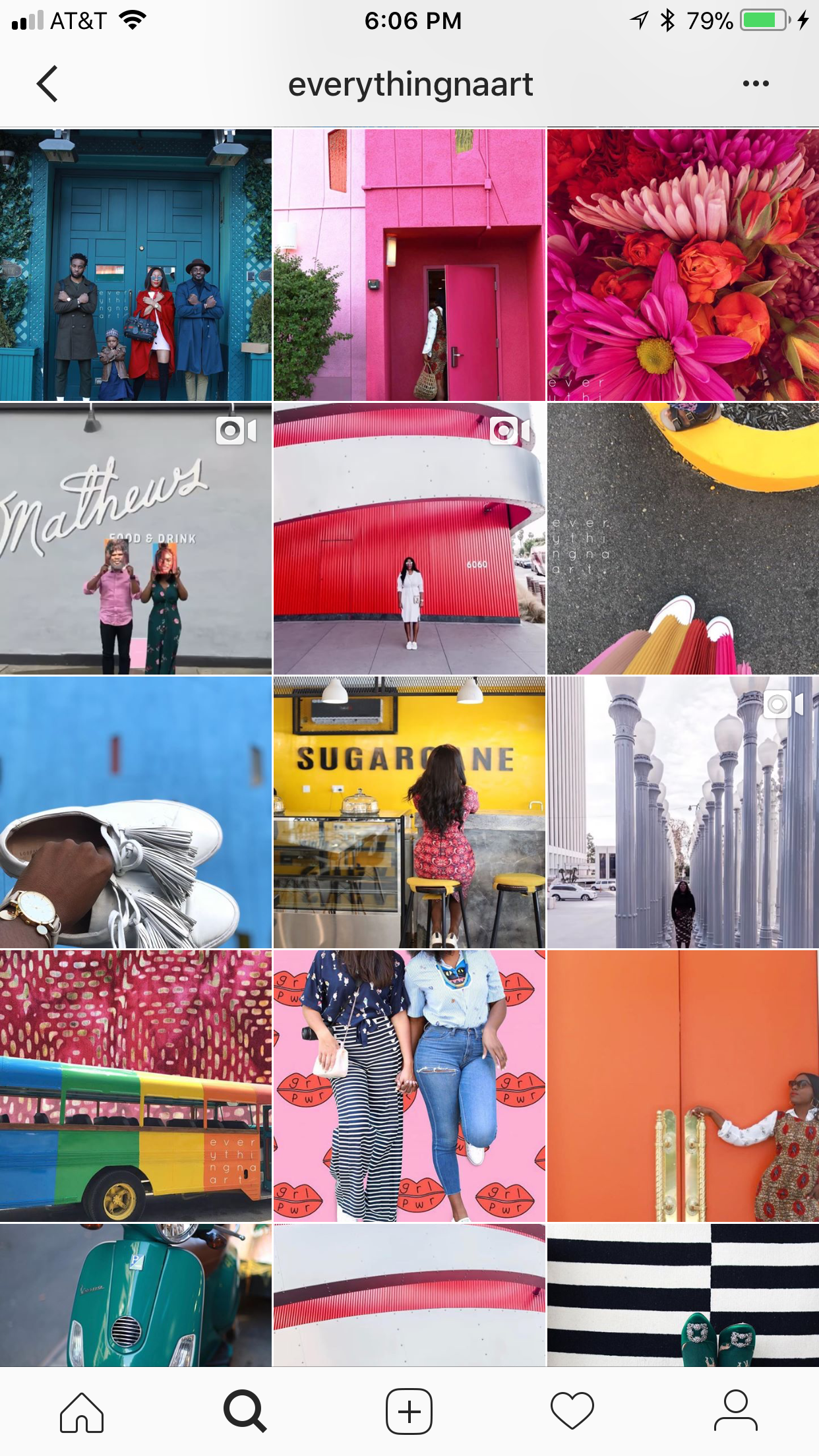 Everything.Na.Art - As you can probably tell from that instagram feed,