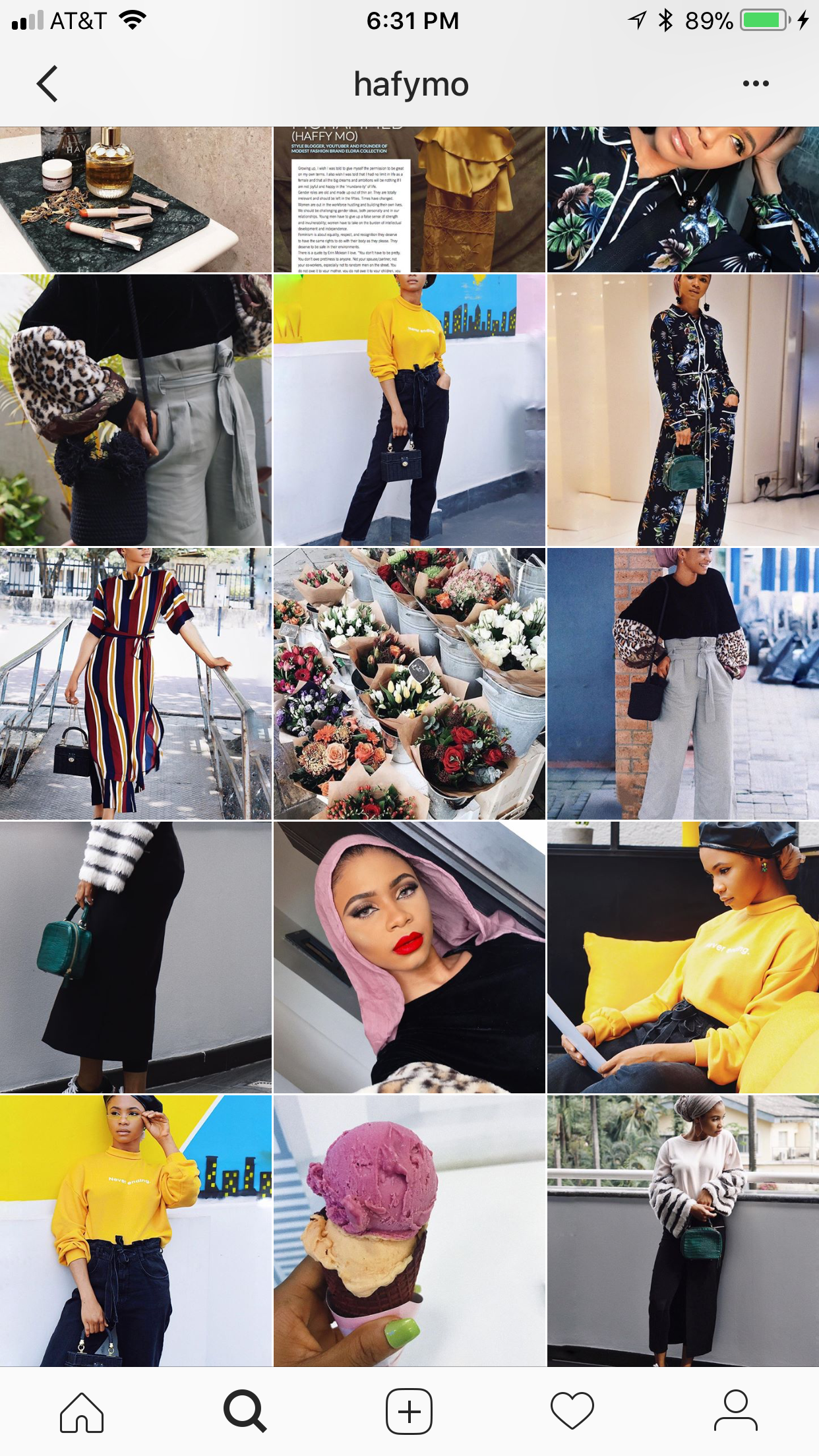 Hafsah Mohammed - Hafsah is a style blogger, youtuber, and founder of a modest fashion brand - Elora Collection. I love reading her blog posts because they inspire me. I feel like I can connect with her a lot through her blog posts and that inspires me. I love her following journey and I love her personality.Visit her blog at http://hafymo.comFollow her on instagram @hafymo and follow her fashion company @eloracollection
